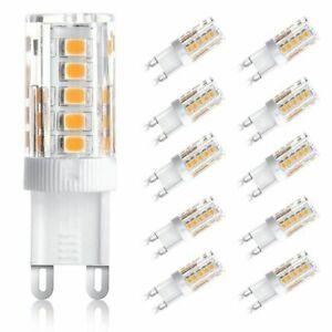 G9 5W led bulb Cold/Warm White 220V Capsule light SMD replace halogen desk lamp