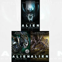 Alien Trilogy Collection 3 Books Set Sea of Sorrows Out of the Shadows River NEW