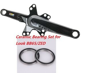 J&L Ceramic Bearing* 2 for Look Zed 1/2/3 BB65 Bottom Bracket&Crankset-C0268989