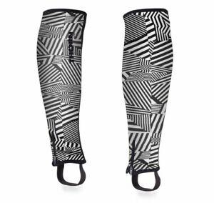THORN+fit Shin Skins Shin Protectors CrossFit Calf Support Shin Pad (PAIR)