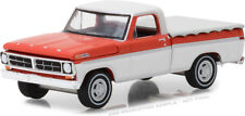 Greenlight 1971 Ford F-100 With Bed Cover Hobby Exclusive 1/64 Diecast Car 29957
