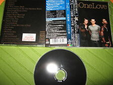 CD BLUE - ONE LOVE JAPAN w OBI VJCP-68464 + 2 bonus, + 1 video not DVD