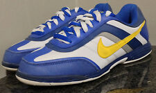 Nike SB Men's size 8 Blue White Yellow Padded ankle 314086-172 Excellent!