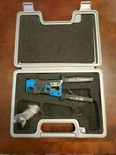 Ideal Telemaster 30 496 Crimp Toolwith Carry Case Tested Working Great
