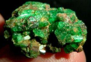 Top Smaragd Stufe aus Panjher Afghanistan...Selten...
