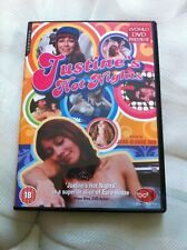 Justine's Hot Nights - 1976 French sex comedy (OOP region-free PAL DVD)