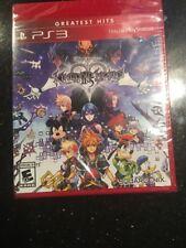 Kingdom Hearts HD 2.5 II.5 ReMIX PS3 Sony PlayStation 3 New Factory Sealed