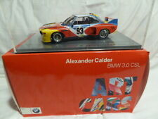 Art Car Museum Edition BMW 3.0 CSL Alexander Calder 1:18 OVP unbespielt