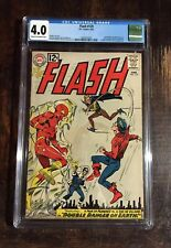 Flash Comic #129 CGC 4.0!2nd Golden Age Flash Crossover & 1st SA Appearance JSA