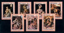 [94819] Vietnam 1984 Art Paintings Antonio Corregio  MNH