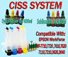 Bulk CISS for Epson Workforce WF-7710 WF-7720 WF-7210 Continuous Ink System