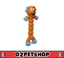 Zonker Latex Puppy Dog Toy - Charming Pet