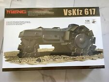 MENG 1/35 WW II GERMAN VSKFZ 617 MINESWEEPER PLASTIC MODEL KIT ITEM # SS 001 F/S