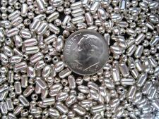 Large LOT of MANUFACTURER'S LIQUIDATION of STERLING SILVER BEADS.(Make an offer)