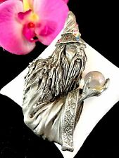 Llamativo Jonette J. J. Peltre Multicolor Diamante Imitacion Mago &