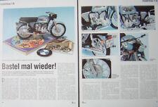 MOTORRAD BMW R 75- in 1-8 von REVELL....ein Modellbericht   #1996