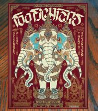 Foo Fighters Concert Poster Print Fresno California 2017