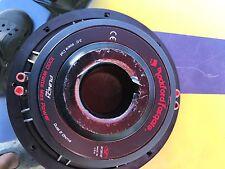 Rockford Fosgate RFD2112 Dual 2ohms Subwoofer
