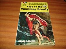 CASE OF THE VANISHING BEAUTY BY RICHARD S PRATHER