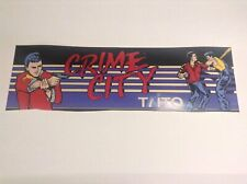 Crime City Styrene