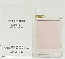 Burberry Her Blossom By Burberry 3.3 oz EDT Women's Perfume Tester