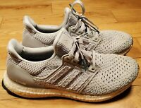 Adidas Originals MEN'S Running Ultra Boost Clima Gray BY8889 Size 9.5