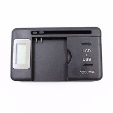 US Battery Charger Power Adapter For Nokia BL-4C BL-5C BL-6C BL-5B