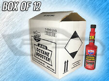 LUCAS 10026 OCTANE BOOSTER - BOX OF 12 BOTTLES