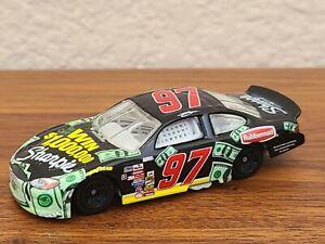 2002 #97 Kurt Busch Sharpie Million Bristol First Win 1/64 NASCAR Diecast Loose