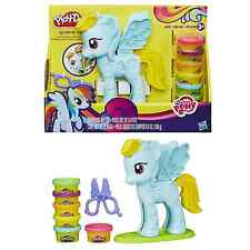 Hasbro Play Doh PlayDoh My Little Pony MLP Rainbow Dash Style Salon B0011