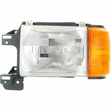 For F Super Duty 88-91, Driver Side Headlight, Clear Lens