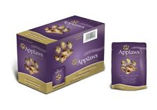 Applaws Natural Pouches Chicken Breast & Wild Rice Cat Food   Cats