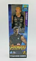 Avengers Marvel Titan Hero Series 12-inch Thor Figure - NEW IN BOX