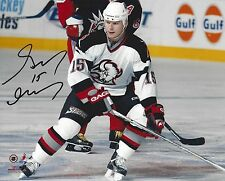 MILAN BARTOVIC SIGNED 8X10 PHOTO HOCKEY BUFFALO SABRES NHL PICTURE AUTOGRAPHED