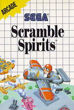 ## SEGA Master System - Scramble Spirits - TOP / MS Spiel ##