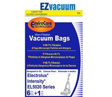 Electrolux Intensity EL206 MicroFiltration Vacuum Cleaner Bags