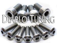 Ibanez 7 STRING Saddle Intonation Mounting & Locking Nut / Clamp Stainless Steel