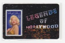 Marilyn Monroe - phonecard - Legends Of Hollywood
