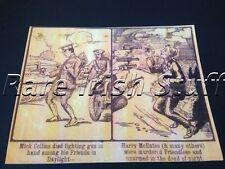 Michael Collins Assassination - Anti Free State Irish Republican 1923 Print