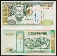 500 TUGRIK 2013 MONGOLIE / MONGOLIA [NEUF / UNC] P66d