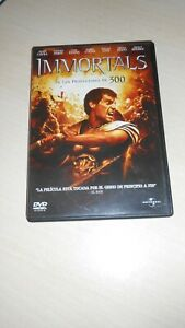 DVD IMMORTALS