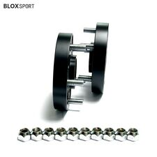 4X 1 inch Wheel Spacers 5x114.3 5x4.5 for Ford Mustang Forged Aluminum 6061-T6
