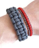 Paracord Bracelet Micro Cord Bracelets U.S. Seller - Handmade - Free Shipping