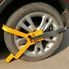 Wheel Lock Tire Trailer Auto Car Truck Anti-Theft Security 16 Lock Positions