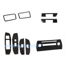 Carbon Fiber Car Interior Kit Cover Trim For Lexus NX200T NX300 NX300H 2015-2018