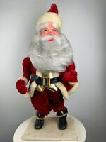 """Vintage Animated Santa Claus LARGE 36"""" Tall Working 1950s Plug In Amazing Rare"""