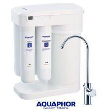 Aquaphor DWM-101S Filtro De Osmosis Inversa morrión baja presión de agua 1.9 Bar