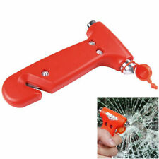 Emergency Life-Saving Hammer AUTO Car Window Seat Safety Belt Cutter Tool