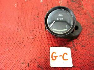 Triumph Spitfire, GT6, TR6,TR250, Jaeger Water Temperature Gauge,Tested, BT 2204