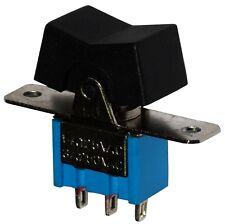 Interruptor conmutador basculantes de botón SP3T ON-OFF-ON 3A/250V, 3 posiciones